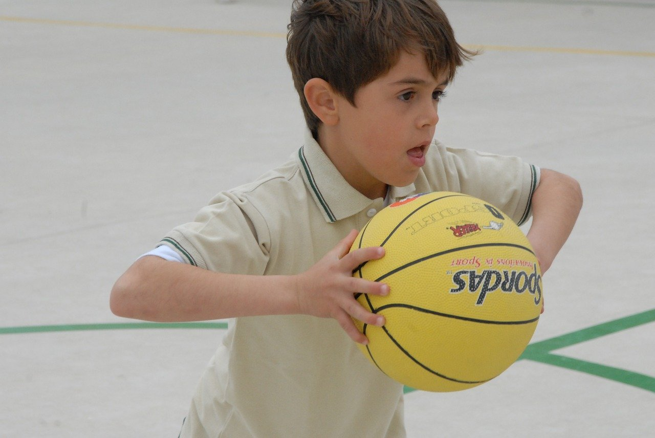 sport, child, school